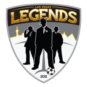 Las Vegas Legends - Image: Las Vegas Legends logo