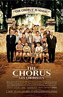 Picture of a movie: The Chorus