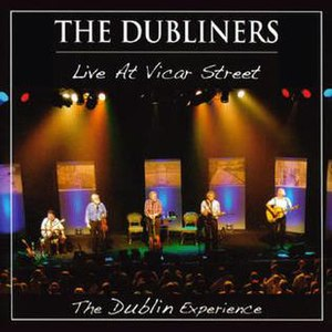 Live at Vicar Street (The Dubliners album) - Image: Live at Vicar Street