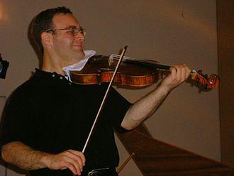 Lev Zhurbin - Lev 'Ljova' Zhurbin performing in Moscow, 2005