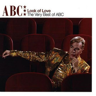 Look of Love: The Very Best of ABC - Image: Looklov 2