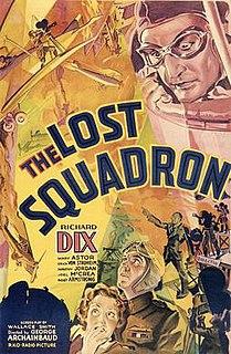 <i>The Lost Squadron</i> 1932 film