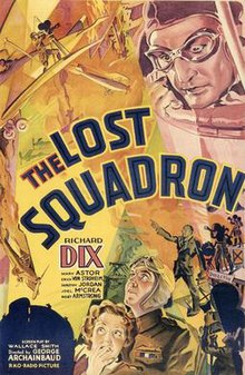 Image result for lost squadron film