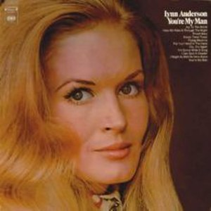 You're My Man (album) - Image: Lynn Anderson You're My Man