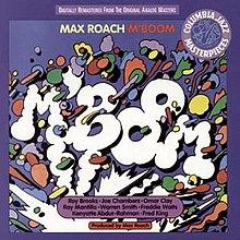 Studio album by max roach