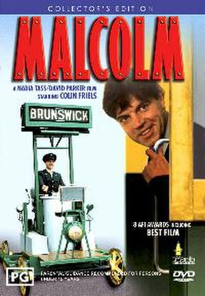 Malcolm (film) - Australian DVD cover