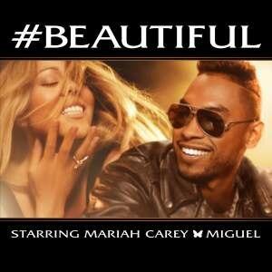 Beautiful (Mariah Carey song) - Image: Mariah carey miguel beautiful