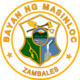 Official seal of Masinloc