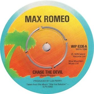 Chase the Devil - Image: Max Romeo Chase the Devil