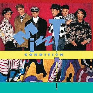 <i>Meant to Be Mint</i> 1991 studio album by Mint Condition