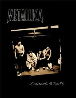 <i>Cunning Stunts</i> (video) 1998 video by Metallica
