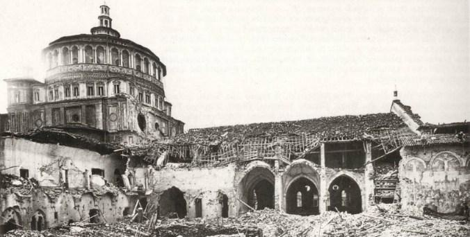 Milano Bombing 1943