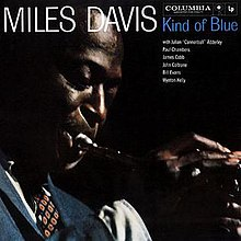 Kind of Blue cover