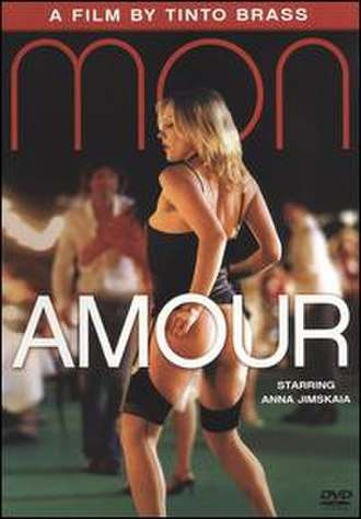 Monamour - DVD cover