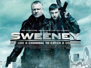 <i>The Sweeney</i> (2012 film)