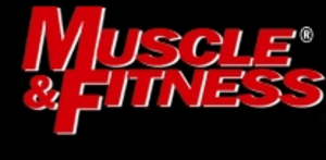 Muscle & Fitness - Image: Muscle & Fitness Logo
