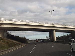 N40 road (Ireland) - Cork City South Ring Road