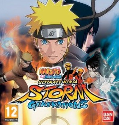 Picture of a game: Naruto Shippuden: Ultimate Ninja Storm Generations