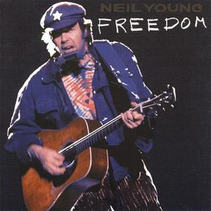 Freedom (Neil Young album) - Image: Neil Young Freedom