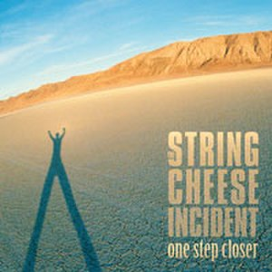 One Step Closer (The String Cheese Incident album) - Image: OSC.cover.200