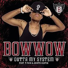 Bow Wow featuring T-Pain and JohntГЎ Austin — Outta My System (studio acapella)