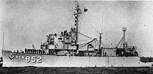 BRP Miguel Malvar (PS-19) - as USS Brattleboro (EPCER-852)