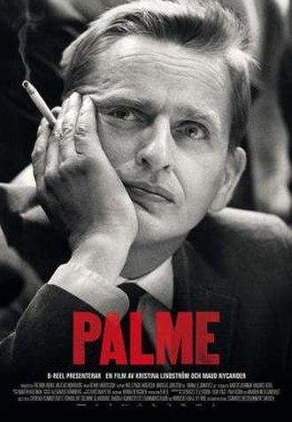 Palme (film) - Image: Palme Poster
