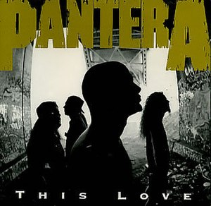 This Love (Pantera song)