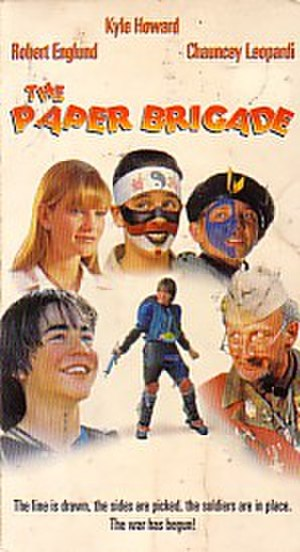 The Paper Brigade - VHS cover