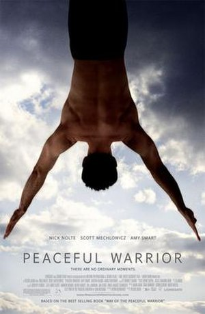 Peaceful Warrior - Theatrical release poster