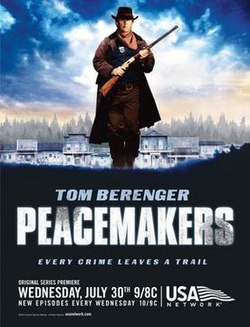 peacemakers tv series wikipedia