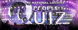 The People's Quiz - Image: Peoplesquiz logo