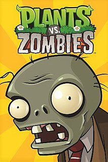 <i>Plants vs. Zombies</i> (video game) 2009 tower defense video game