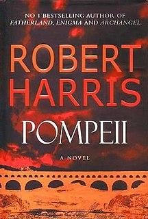 <i>Pompeii</i> (novel)