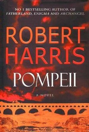 Pompeii (novel) - First edition (UK)