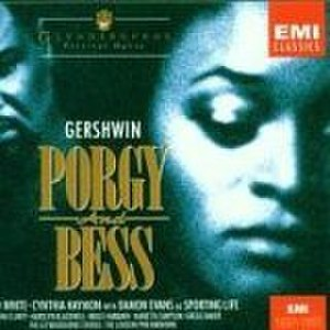 Porgy and Bess (Glyndebourne album) - Image: Porgy and Bess Rattle 2