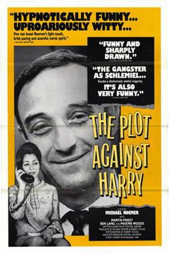 The Plot Against Harry - Film poster