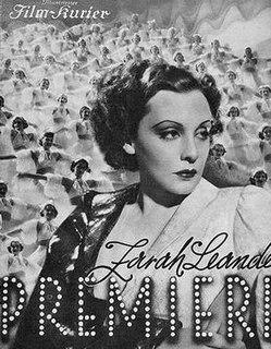 <i>Premiere</i> (1937 film) 1937 film