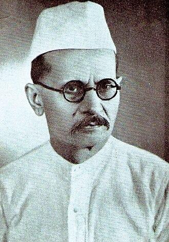 Nathuram Premi - Premiji in 1946