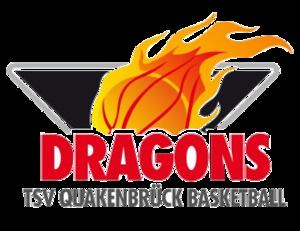 Artland Dragons - Image: QTSV Quackenbrück logo