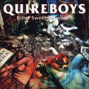 Bitter Sweet & Twisted - Image: Quireboys Bitter Sweetand Twisted