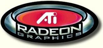 ATi Radeon R100 Series - Image: Radeongraphicslogo