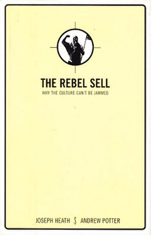 The Rebel Sell - Image: Rebelsellcover