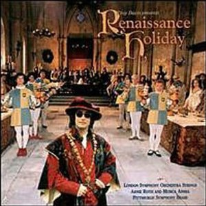 Renaissance Holiday - Image: Renaissance Holiday (Mannheim Steamroller album cover art)