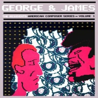 George & James - Image: Residents george and james