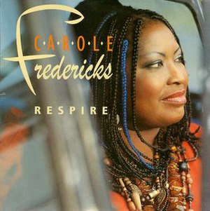 Carole Fredericks - Respire, 1999