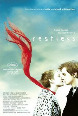 Restless (2011 film) - Theatrical release poster