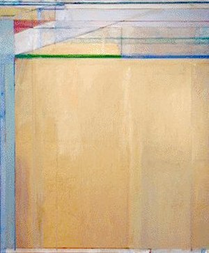 Richard Diebenkorn - Image: Richard Diebenkorn's painting 'Ocean Park No. 67'