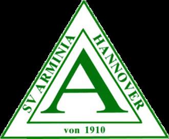 SV Arminia Hannover - Historical logo of SV Arminia Hannover