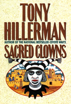 Sacred Clowns - First edition cover